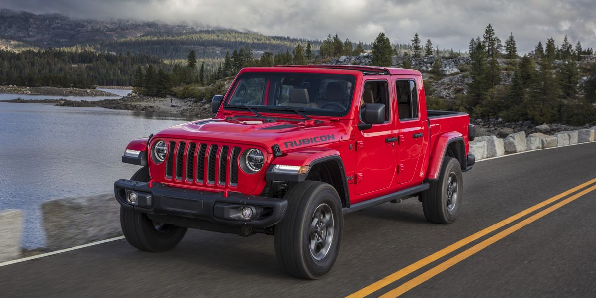 2021 Jeep Gladiator Review, Pricing, and Specs