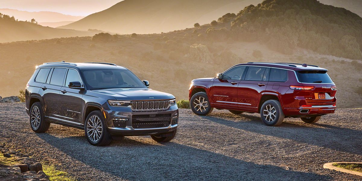 2021 jeep grand cherokee l: the new durango? | dodge