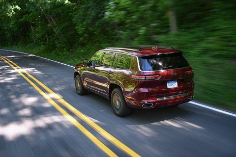 2022 jeep grand cherokee l
