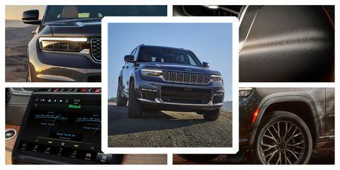 2021 jeep grand cherokee l design details