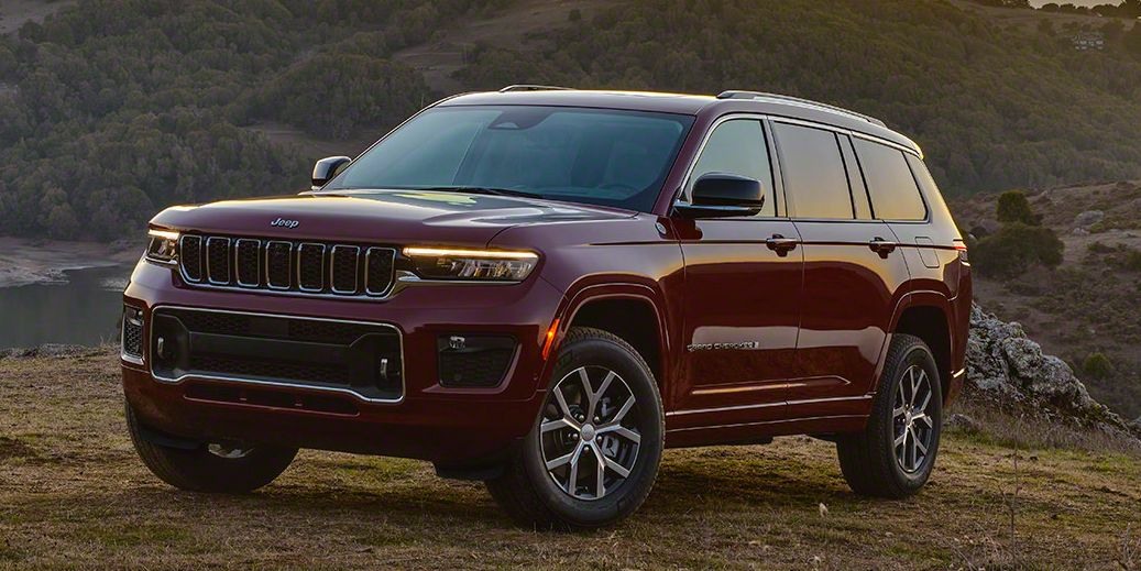 2021 Jeep Grand Cherokee L Pricing Ranges from $38,690–$66,985