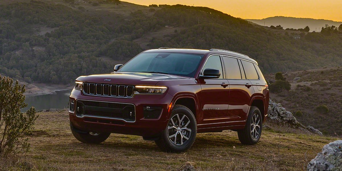 2022 Jeep Grand Cherokee: What We Know So Far