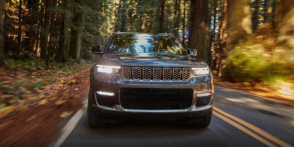 Jeep's Grand Cherokee Hybrid Should Be Great for Overlanding