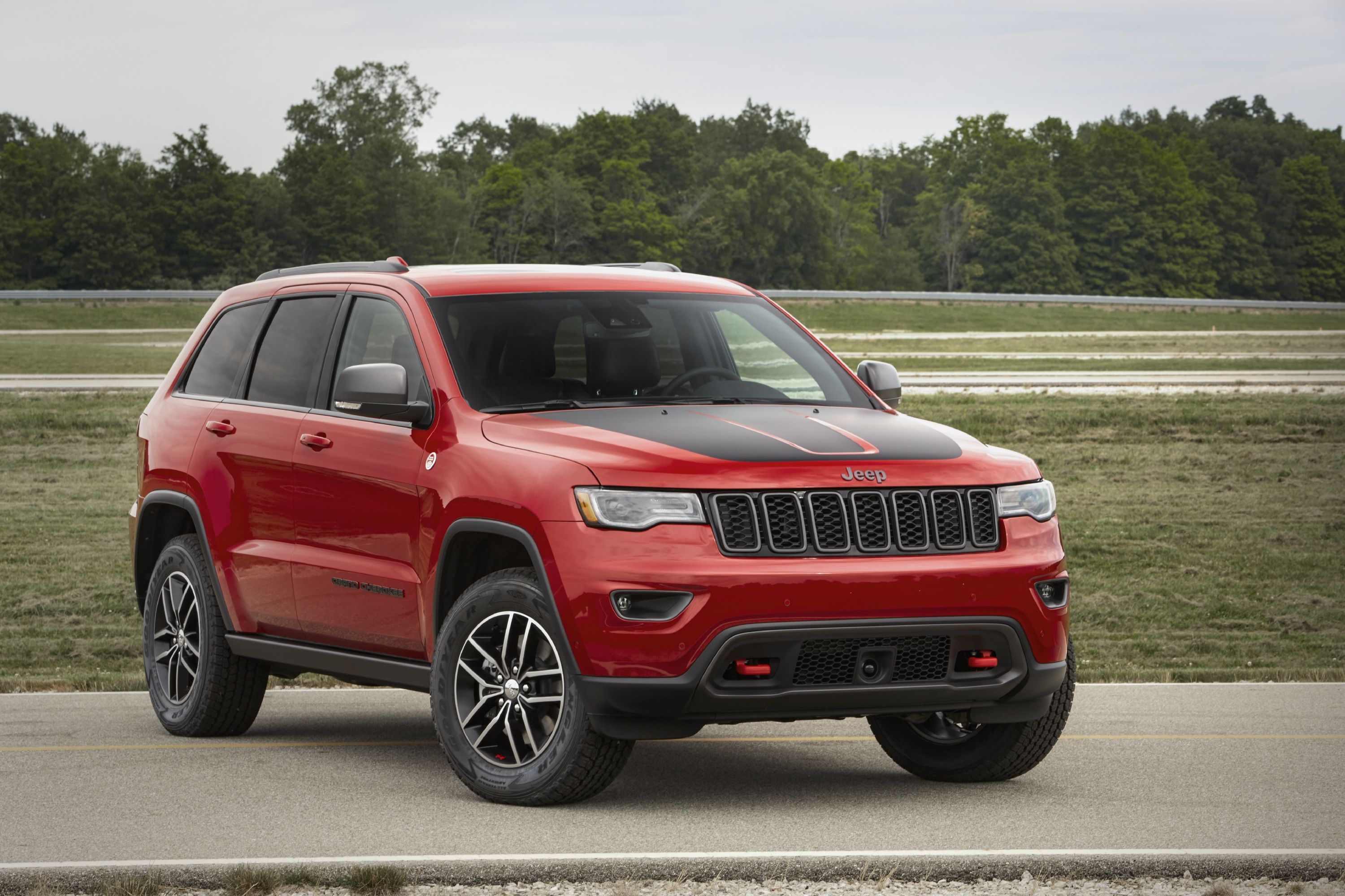 2021 Jeep Grand Cherokee Review Pricing And Specs