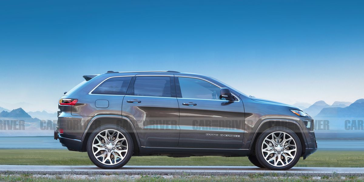 2021 jeep grand cherokee will be new for the first time in