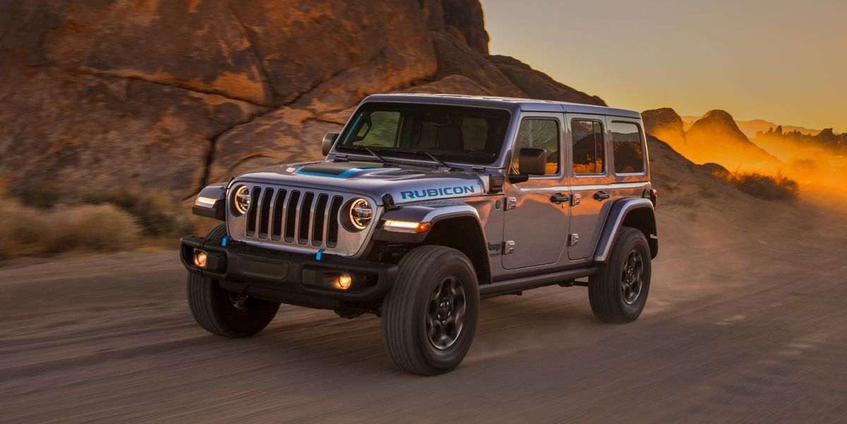 2021 Jeep Wrangler Review Pricing And Specs