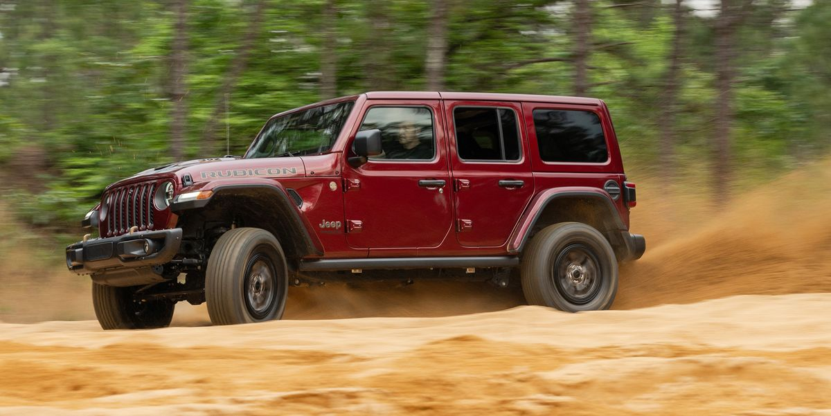 2021 Jeep Wrangler Rubicon 392 Goes Nuclear