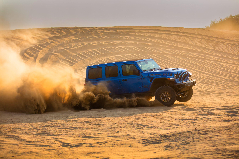470-HP Jeep Wrangler Rubicon 392 Launch Edition Will Cost $75,000