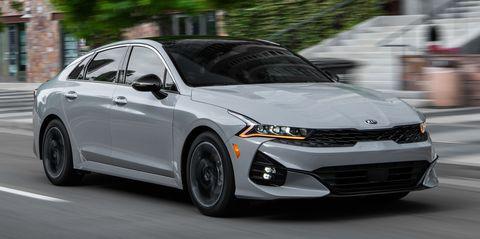 Best New Sedans Of 2021