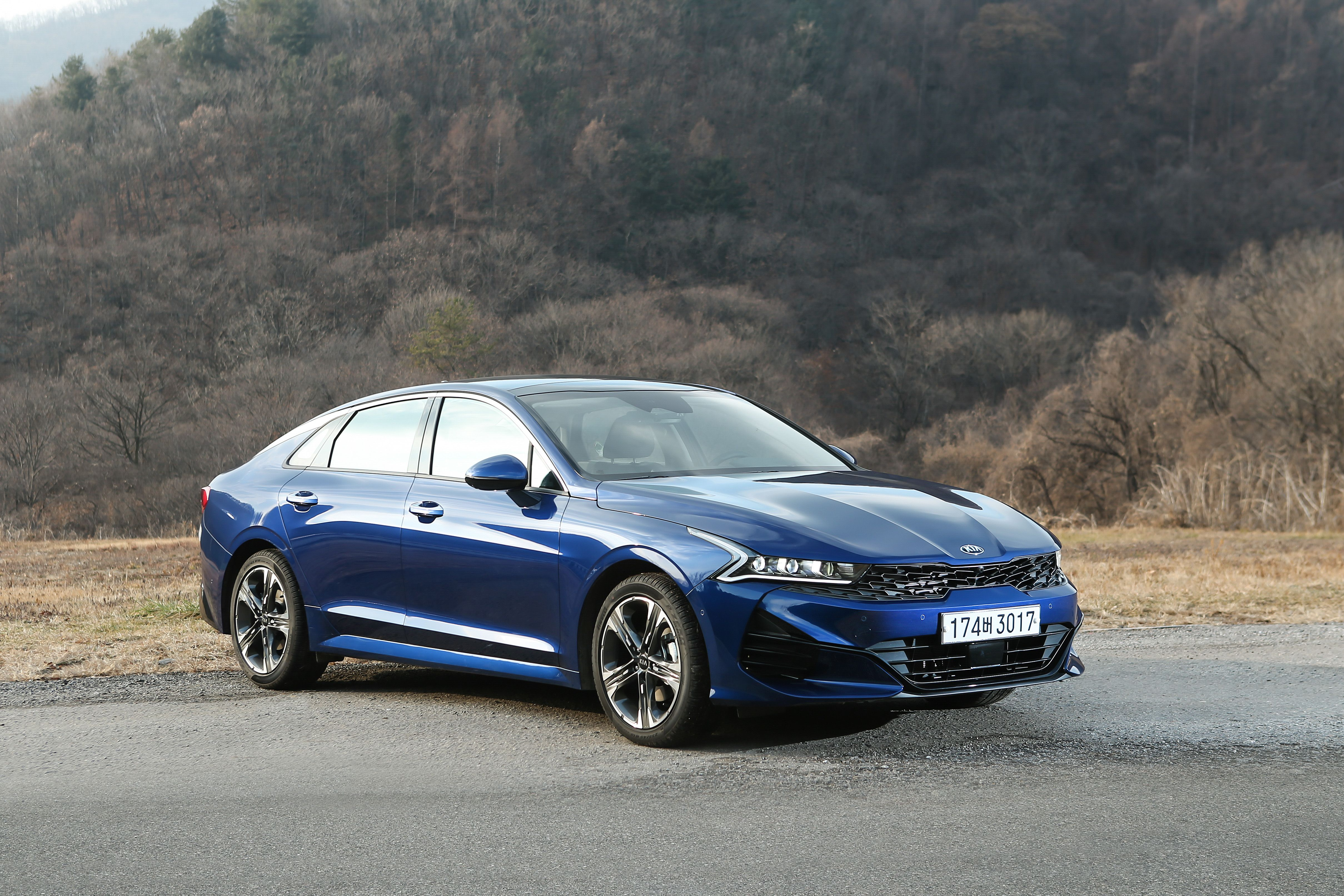 Kia Optima Hybrid | Features and Specs | Car and Driver on