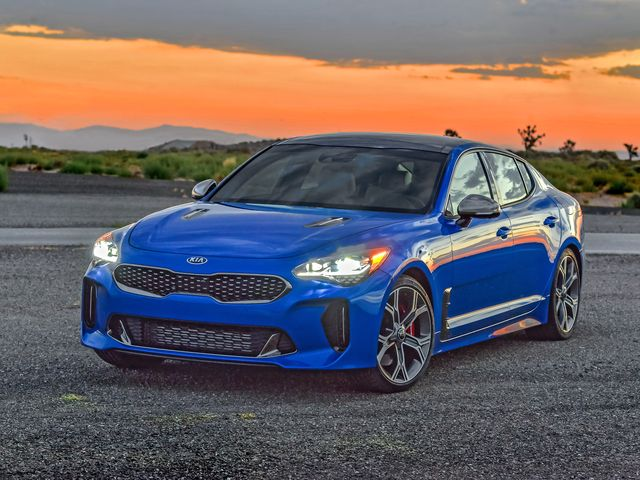 2021 Kia Stinger Review Pricing And Specs