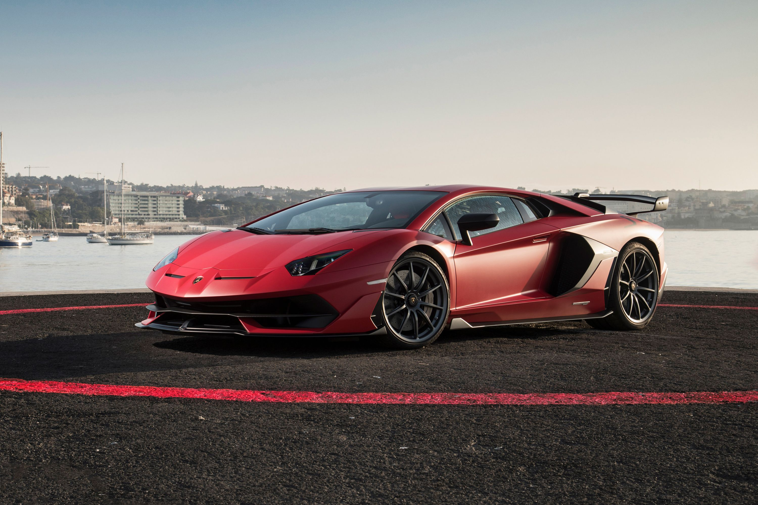 2021 Lamborghini Aventador Review Pricing And Specs
