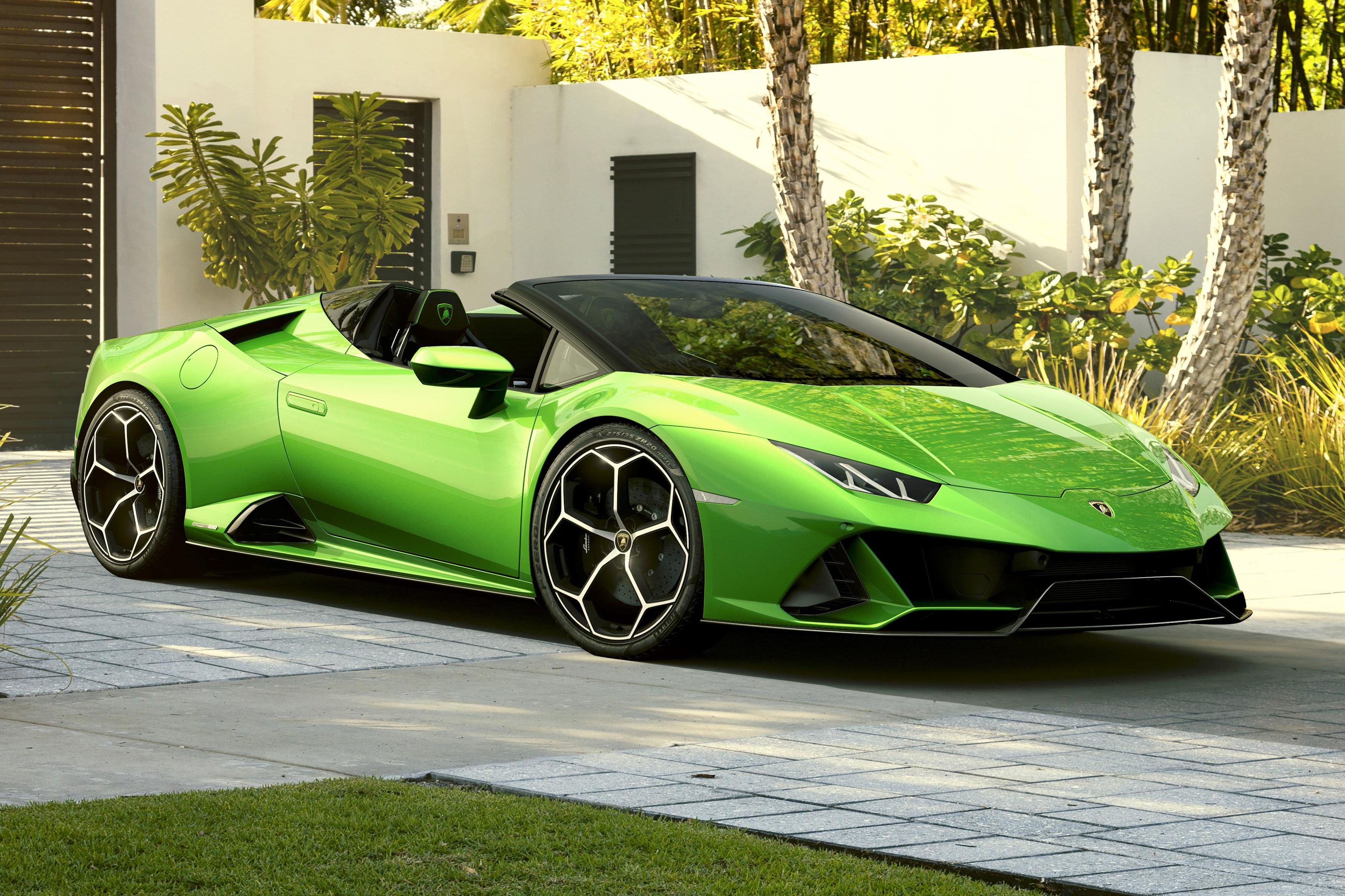 2021 Lamborghini Huracan Review Pricing And Specs