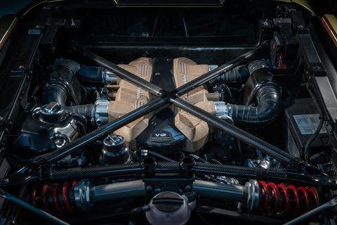 2021 lam Lamborghini sián