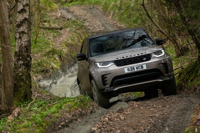 2021 land rover discovery p360