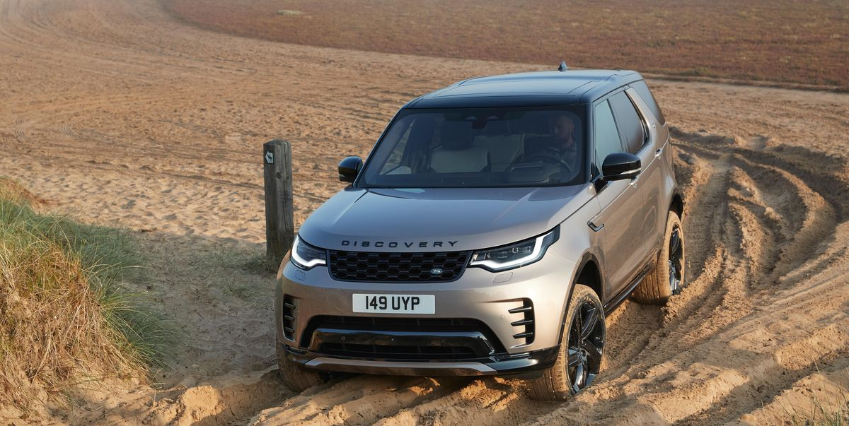 2021 Land Rover Discovery Gets Updated Tech New Powertrains