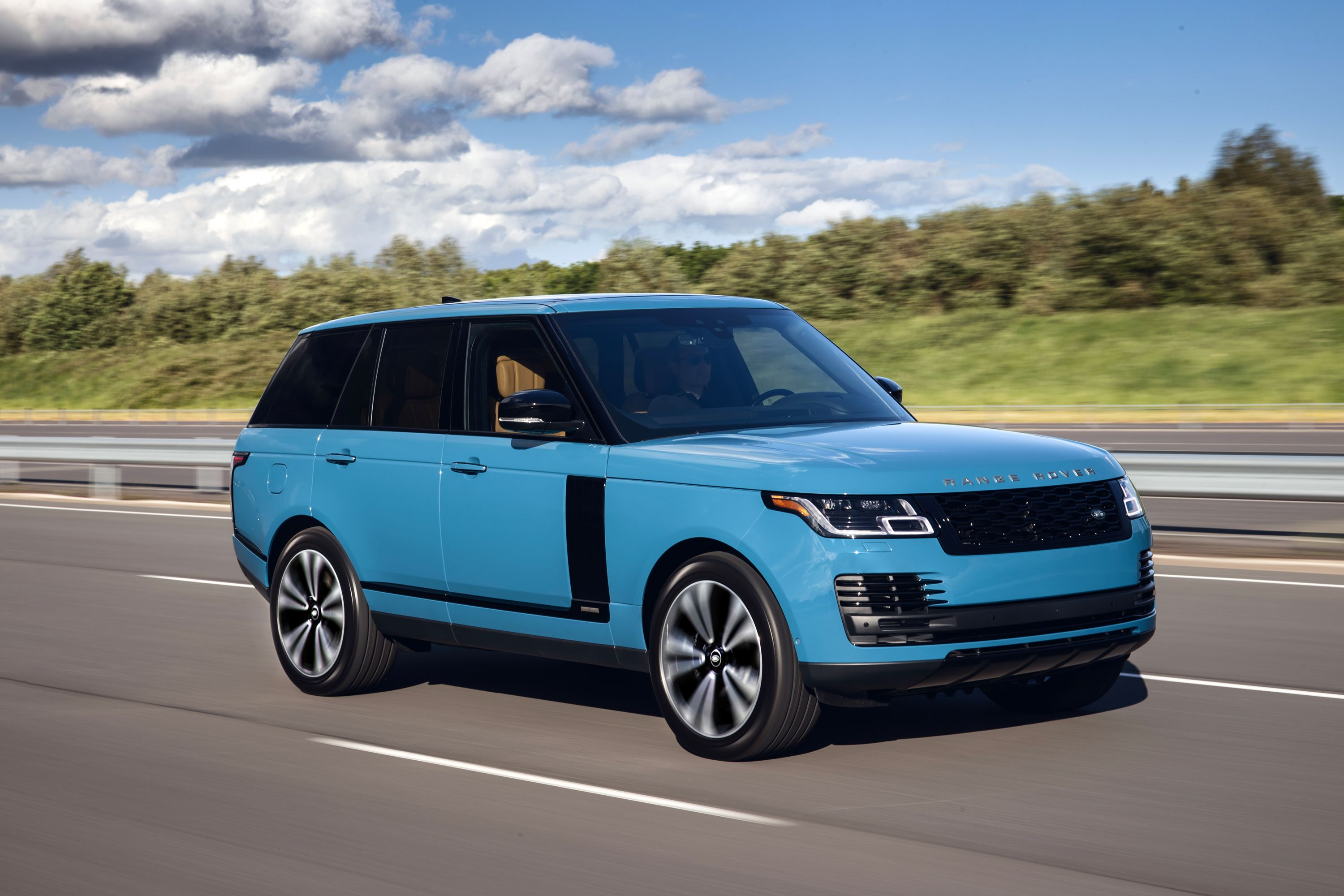 Land Rover Range Rover Features And Specs