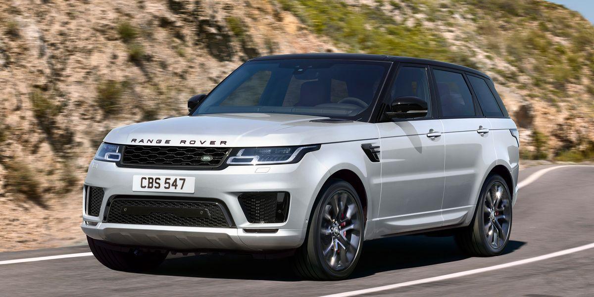 2021 Land Rover Range Rover Sport Review, Pricing, and Specs