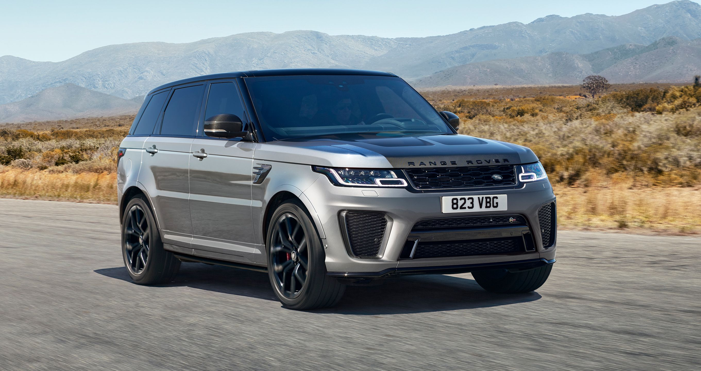 Land Rover Range Rover Sport Supercharged Features And Specs