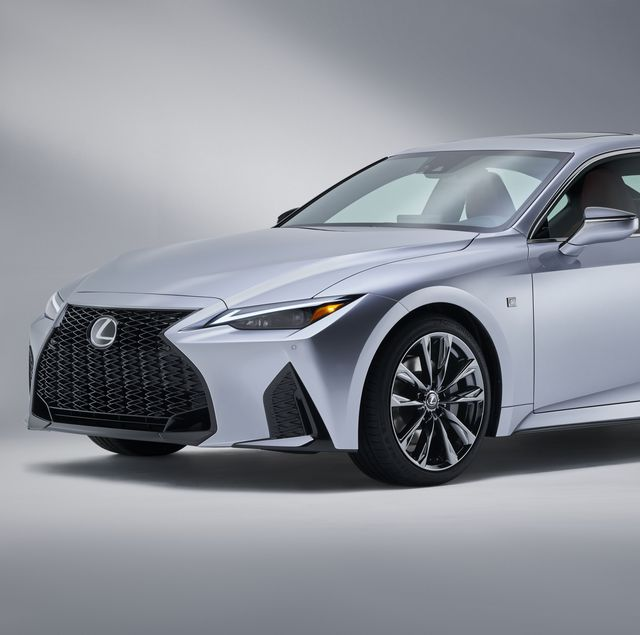 2021 Lexus Is Gets New Look Suspension Tuning Maybe Later V8