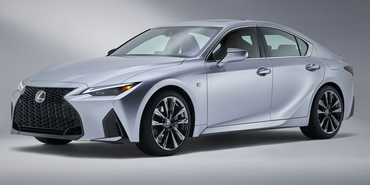 2021 Lexus IS Gets New Look, Suspension Tuning, Maybe ...