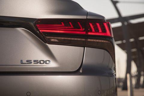 lexus ls 500 and 500h get mild reskins for 2021