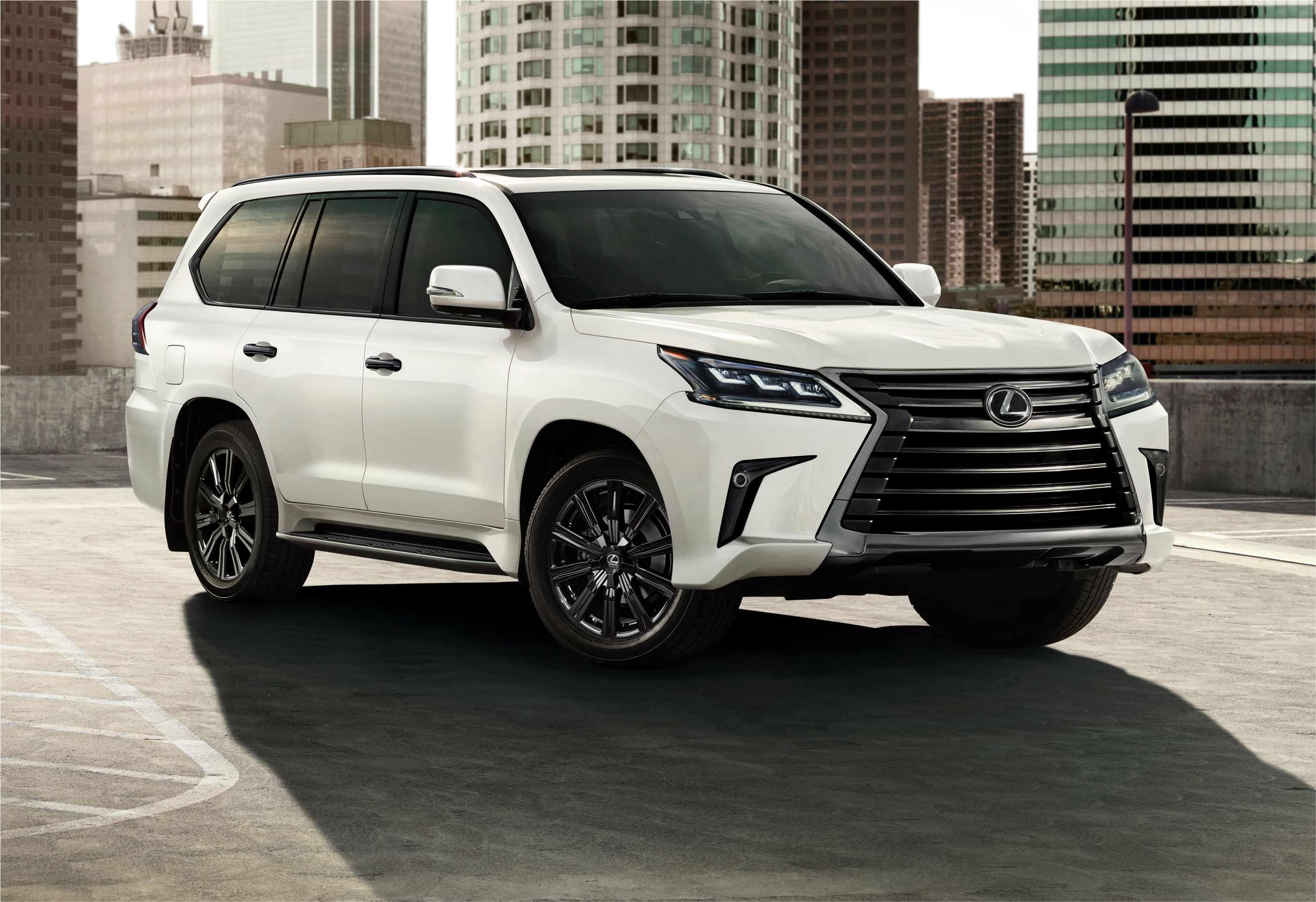 2021 Lexus Lx Review Pricing And Specs