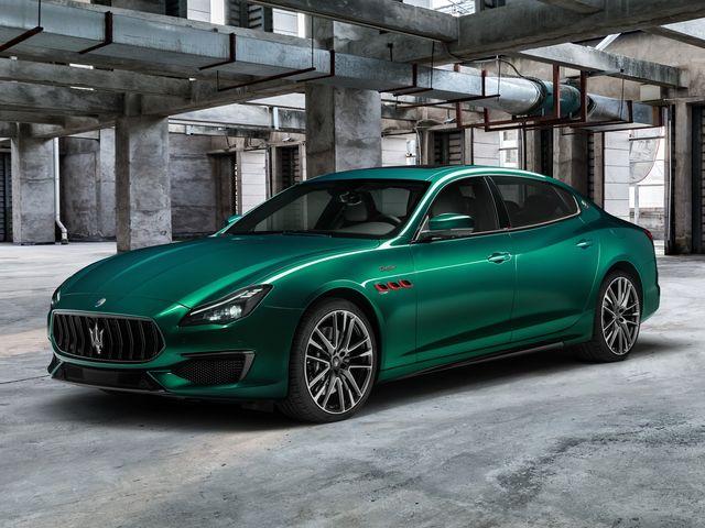2021 Maserati Quattroporte Review, Pricing, and Specs