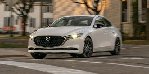 2021 mazda 3 turbo awd sedan