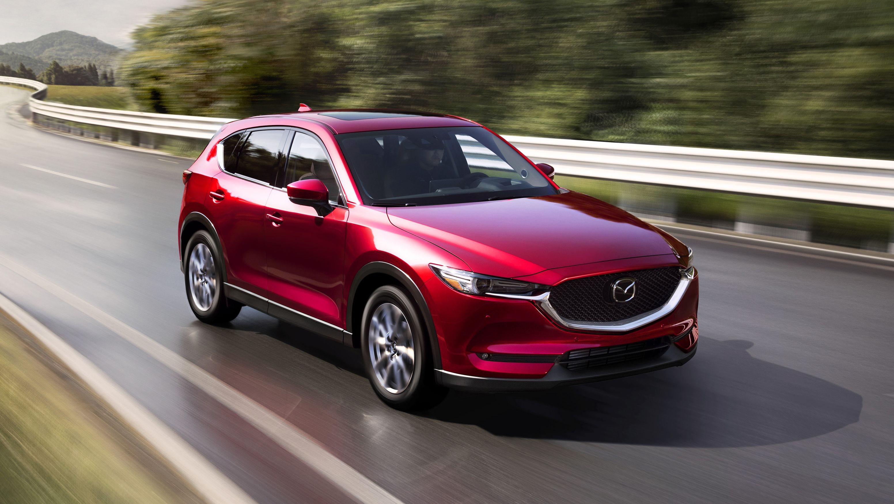 2021 Mazda CX-5 Review, Pricing, and Specs