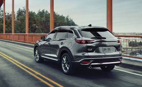2021 mazda cx-9 review, pricing, and specs
