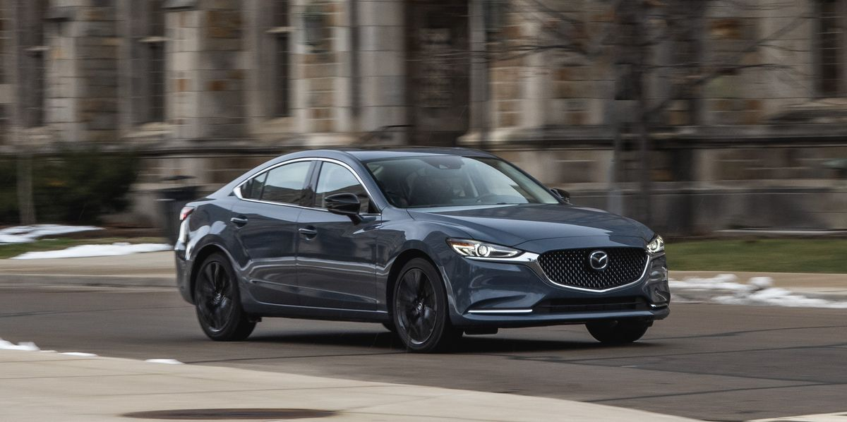 Tested: 2021 Mazda 6 Turbo Remains a Winning Package
