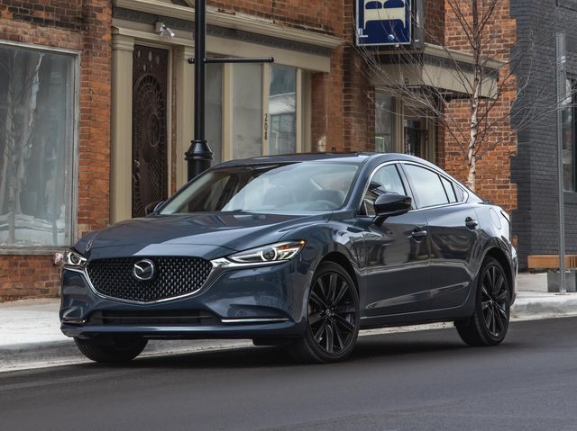 2021 mazda 6 review, pricing, and specs