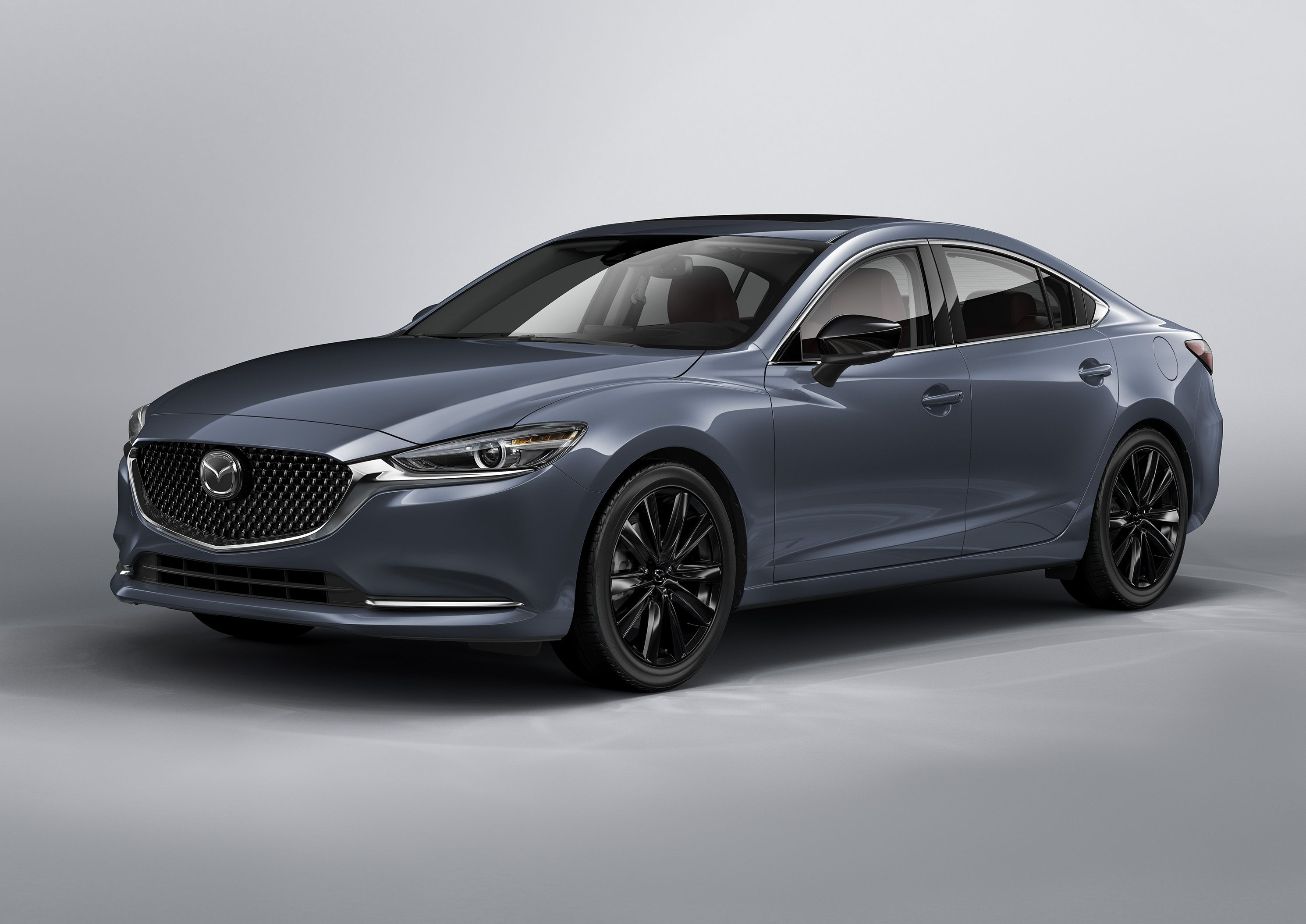 2021 Mazda 6 Coupe Redesign and Concept