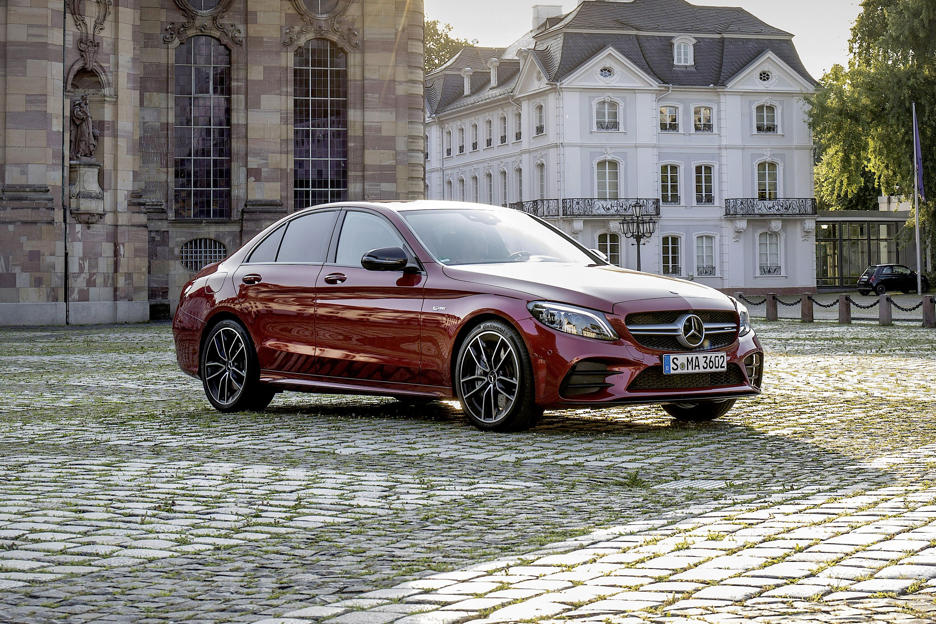 2021 Mercedes Amg C43 Review Pricing And Specs