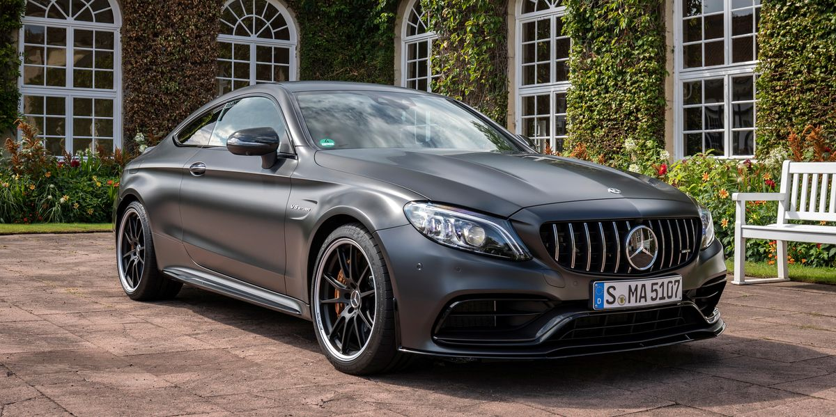 2021 Mercedes-AMG C63 Review, Pricing, and Specs