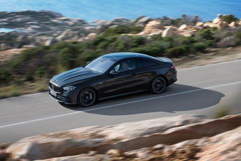 2021 mercedes amg e53 4matic coupe
