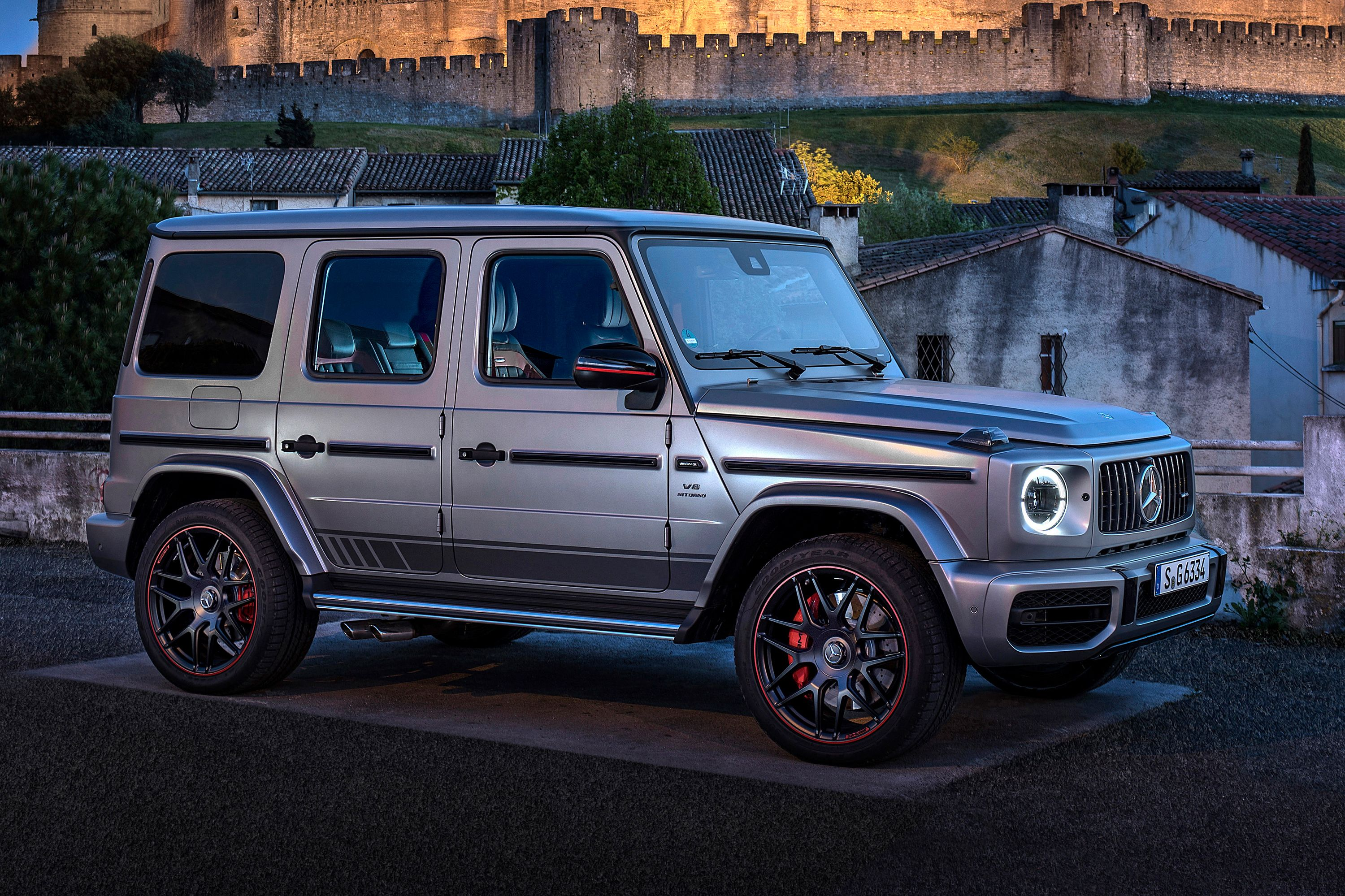 2021 Mercedes Amg G63 Review Pricing And Specs