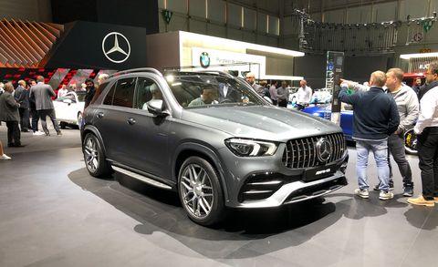 2021 Mercedes-AMG GLE53