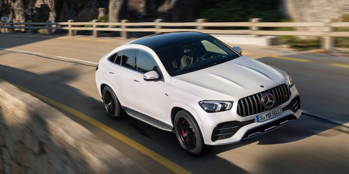 "Chevrolet Lease Deals >> 2021 Mercedes-AMG GLE ""Coupe"" Is Portly but Powerful"