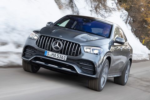 2021 Mercedes-AMG GLE53 4Matic Coupe Fills a Niche within a Niche