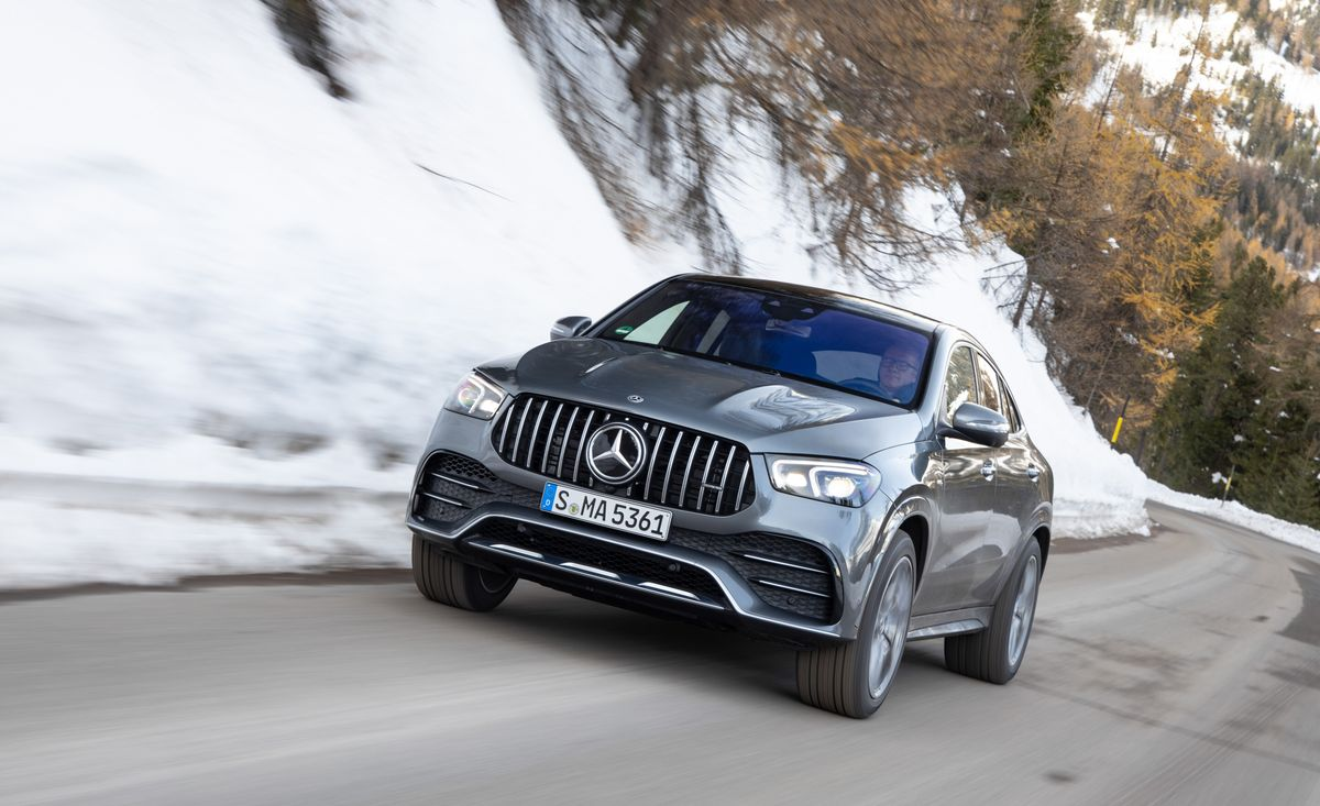 2021 Mercedes Amg Gle53 4matic Coupe Fills A Niche Within A Niche