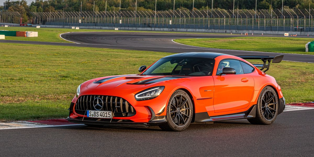 2021 Mercedes Amg Gt Review Pricing And Specs