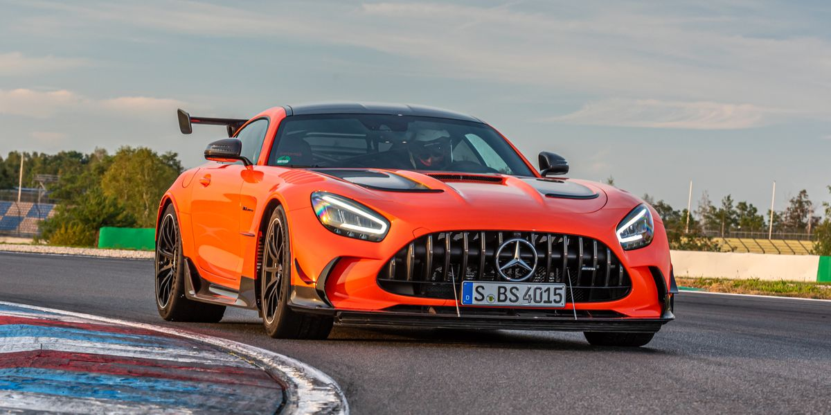 720-HP 2021 Mercedes-AMG GT Black Series, 'Ring Record Holder, Costs $326K
