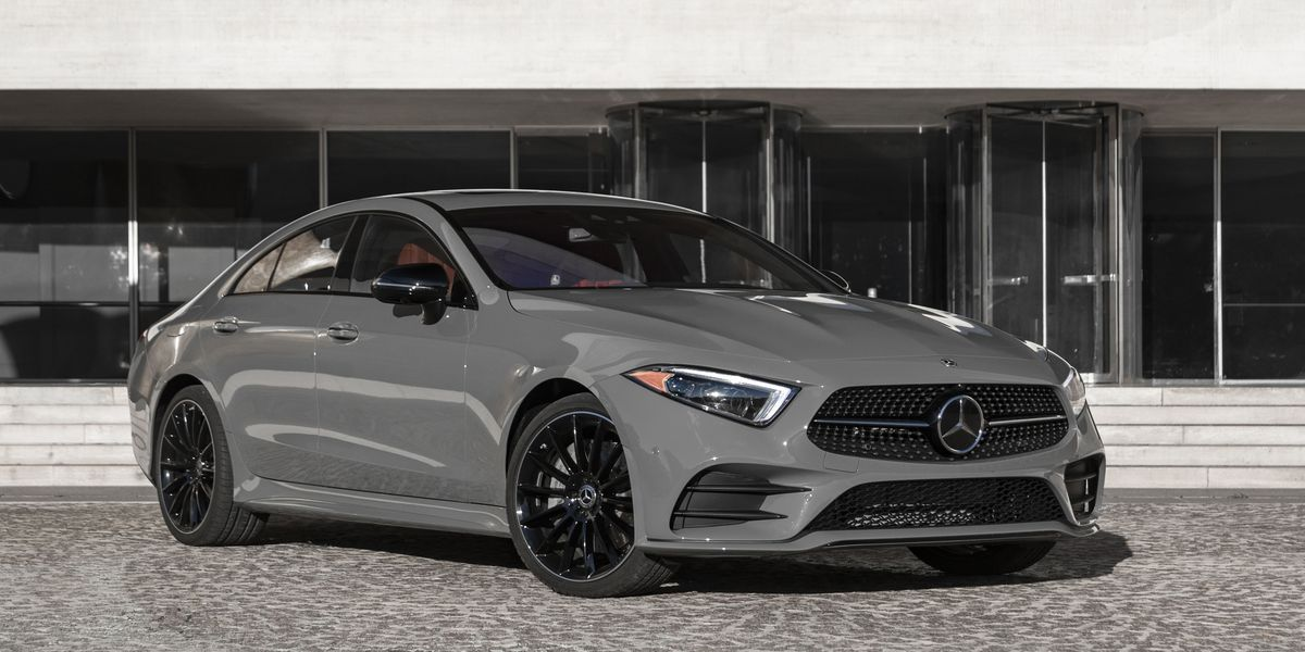 2021 Mercedes-Benz CLS-Class Review, Pricing, And Specs ...