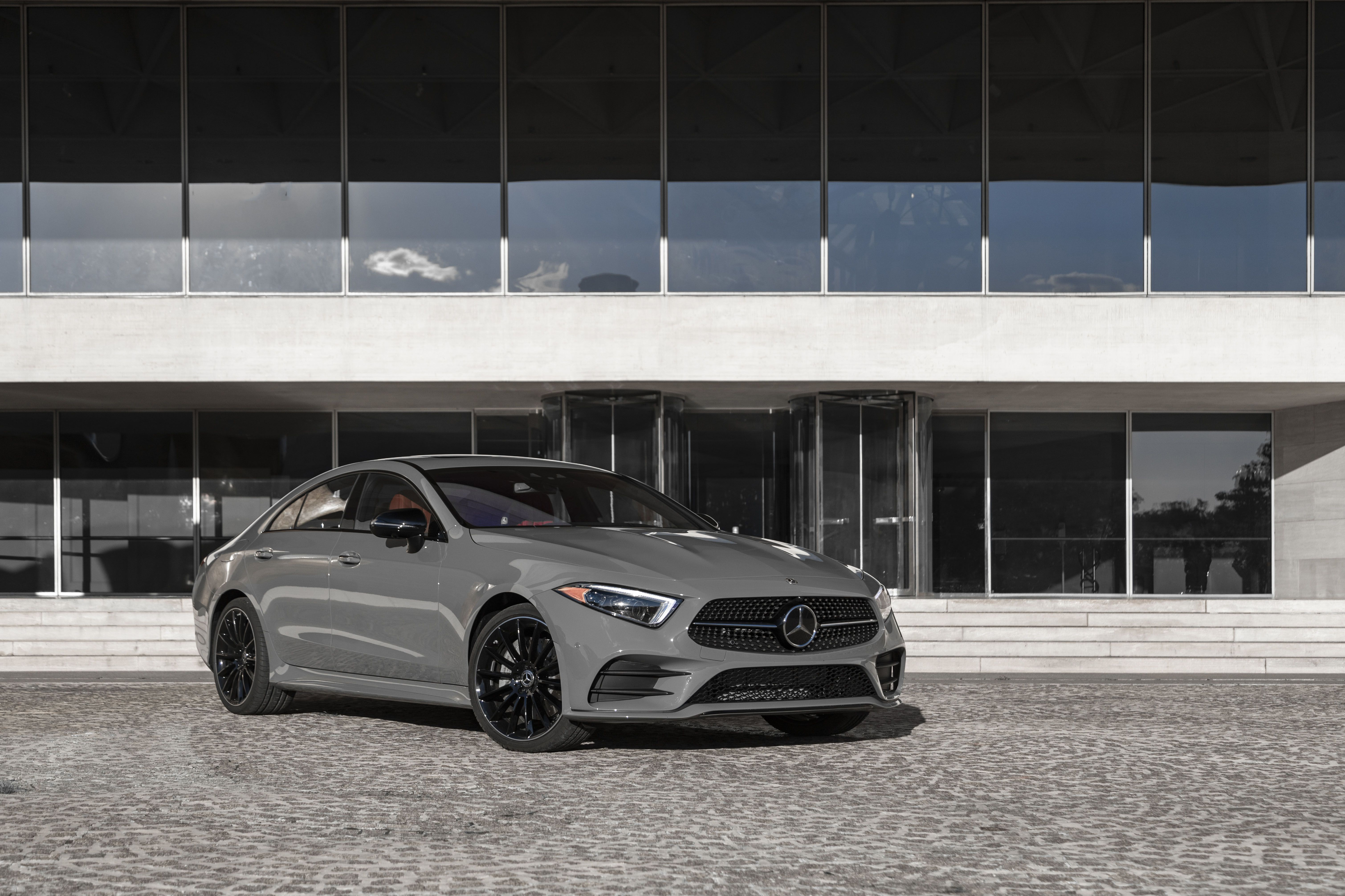 2021 Mercedes Benz Cls Class Review Pricing And Specs