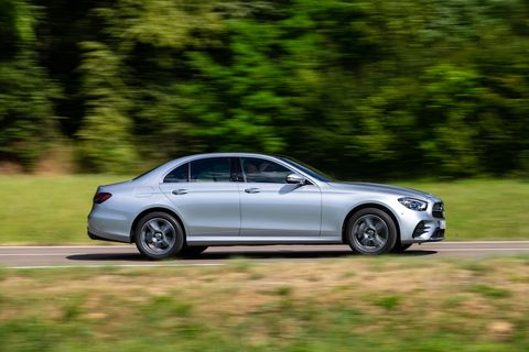 2021 mercedes benz e class sedan