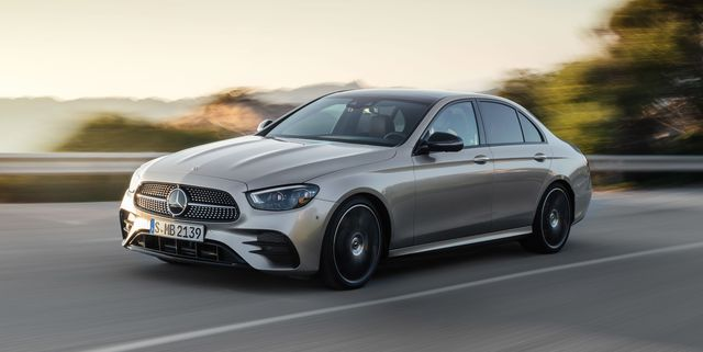 2021 Mercedes Benz E Class Review Pricing And Specs