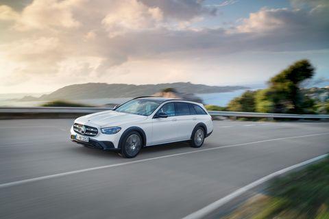 2021 Mercedes-E-class Wagon