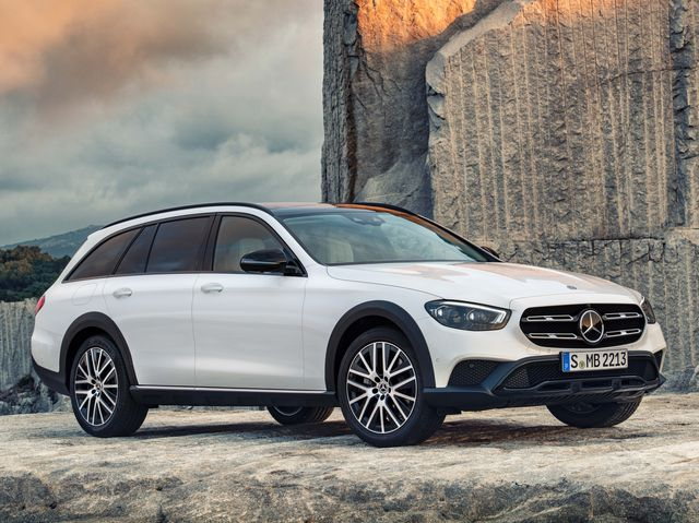 2021 Mercedes Benz E Class Wagon Review Pricing And Specs